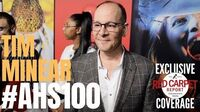 Tim Minear interviewed at FX Network's American Horror Story 100 Episodes Red Carpet AHSFX