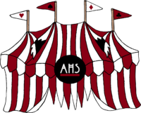 AHS Freak Show Logo Submission