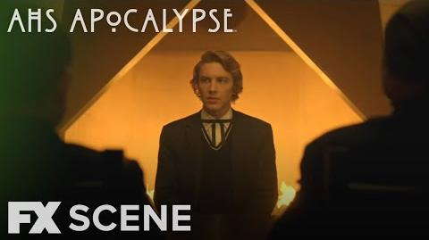 American Horror Story Apocalypse Season 8 Ep. 4 Change Scene FX