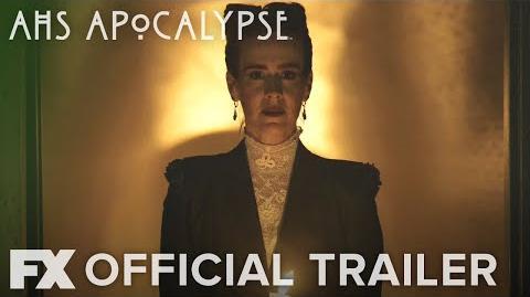 American Horror Story Apocalypse Season 8 Official Trailer HD FX