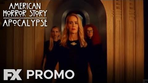 "American Horror Story Apocalypse Promo 8x02 - ""The Morning After"" (HD)"