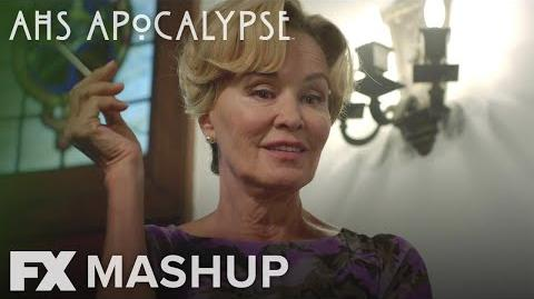 American Horror Story Apocalypse Jessica Lange's Most Searing Burns FX