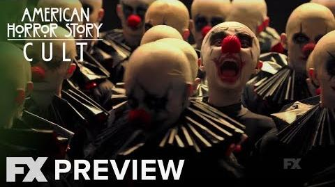 """American Horror Story Cult - Teaser 18 """"Face In The Crowd"""" Preview HD"""