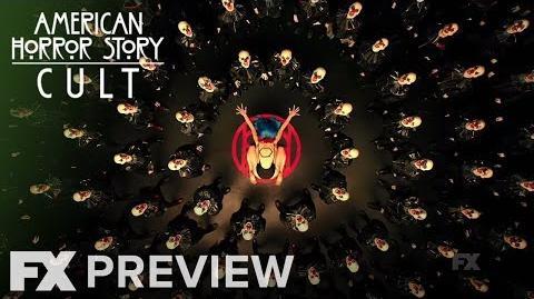"American Horror Story Cult - Teaser 28 ""Ritual Scrum"" Preview HD"