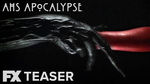 American Horror Story Apocalypse Season 8 Hand Out Teaser FX