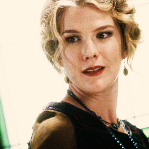 Lily Rabe in the role of <a href=