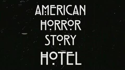 American Horror Story Hotel & Lady Gaga