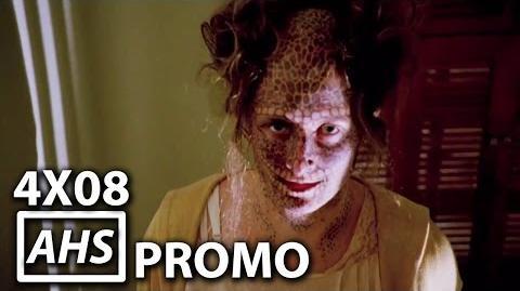 American Horror Story Freak Show - 4x08 Blood Bath