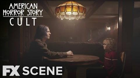 American Horror Story Cult Season 7 Ep. 9 I'm Your Daddy Scene FX