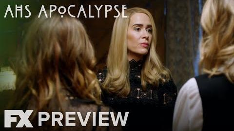 American Horror Story Apocalypse Season 8 Ep. 10 Apocalypse Then Preview FX