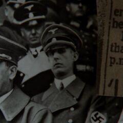 Ганс Групер возле Гитлера на фото
