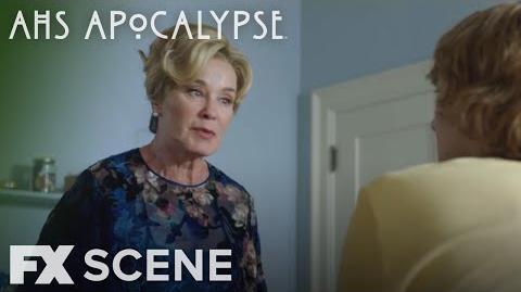 American Horror Story Apocalypse Season 8 Ep. 10 Ugly Habits Scene FX