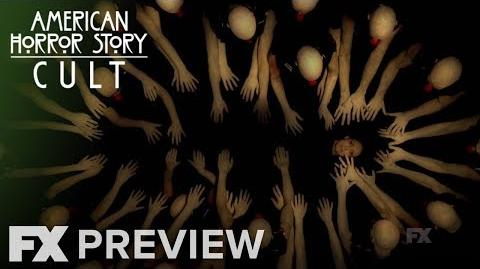 """American Horror Story Cult - Teaser 15 """"Hands"""" Preview HD"""