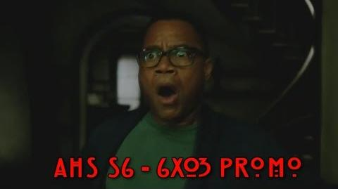 """American Horror Story Roanoke - 6x03 """"Chapter 3"""" PROMO Season 6 Episode 03 HD"""