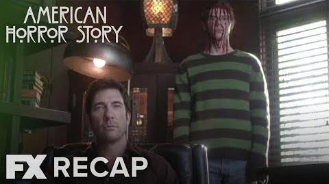 American Horror Story Season 1 Murder House Recap FX