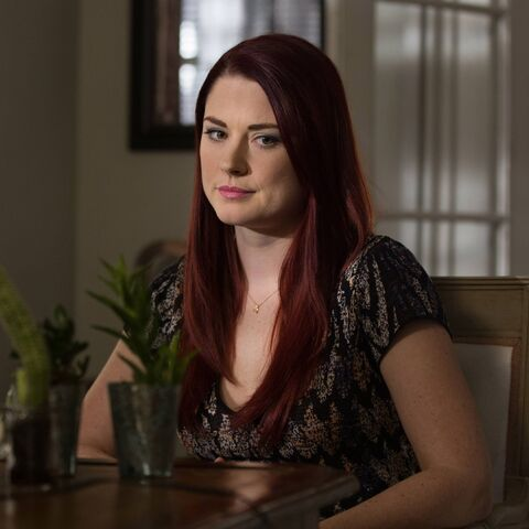 Alexandra Breckenridge as <a href=