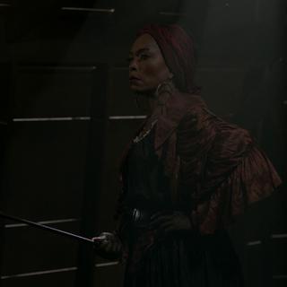 The Voodoo Queen returns (<a href=