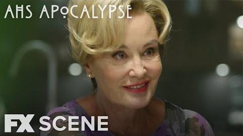 American Horror Story Apocalypse Season 8 Ep. 6 Mistakes Scene FX