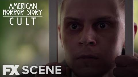 American Horror Story Cult Season 7 Ep. 2 Scene FX