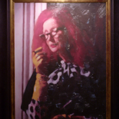 <b>Myrtle Snow'</b>s portrait at the Academy <br /> (In the new timeline that <a href=