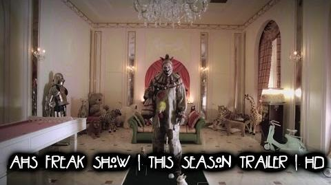 American Horror Story Freak Show - New Season Trailer - 4x02 Massacres and Matinees