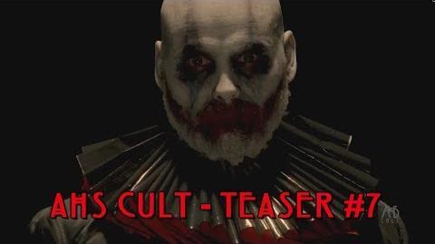 """AHS Cult - Teaser 7 """"N° 34109"""""""