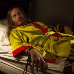 Spalding stuck in bed