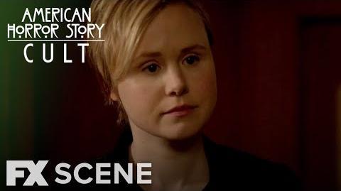 American Horror Story Cult Season 7 Ep. 5 Follow the Leader Scene FX