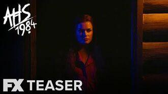 American Horror Story 1984 Season 9 Survivor Teaser FX