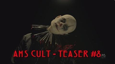 """AHS Cult - Teaser 8 """"N° 4561"""""""