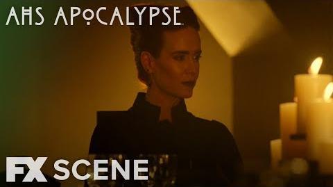 American Horror Story Apocalypse Season 8 Ep. 2 Surprise Dish Scene FX