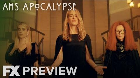American Horror Story Apocalypse Season 8 Ep. 4 Could It Be...Satan? Preview FX