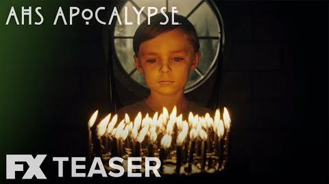 American Horror Story Apocalypse Season 8 Shockwave Teaser FX