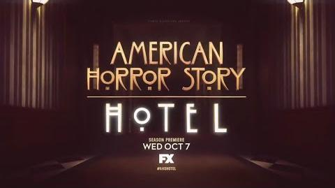American Horror Story Hotel - First Look