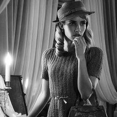 Emma Roberts as <a href=