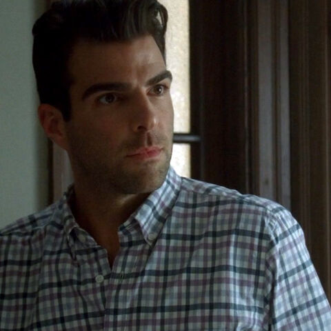 Zachary Quinto as <a href=