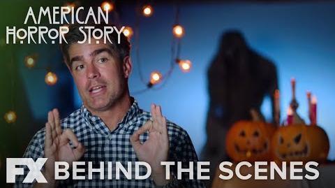 American Horror Story Hotel Inside Devil's Night FX