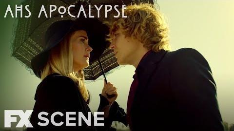 American Horror Story Apocalypse Season 8 Ep. 8 Payback Scene FX