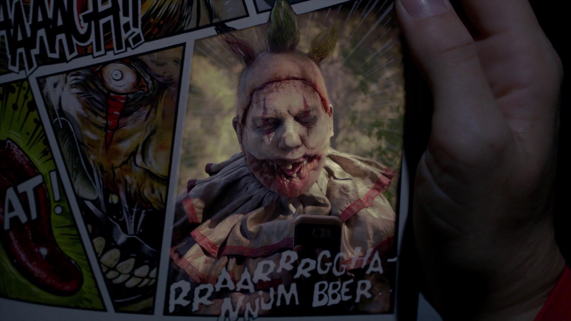 Twisty (comic book) | American Horror Story Wiki | FANDOM ... Beauregard American Horror Story