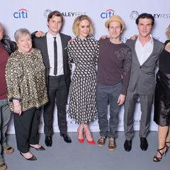 Freak Show cast