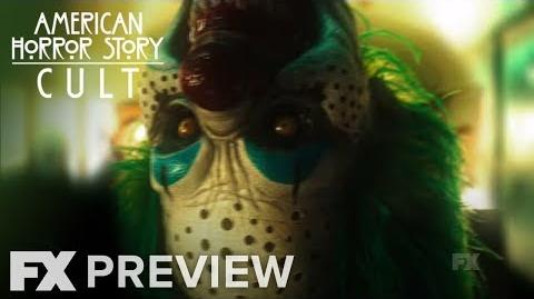 American Horror Story Cult Season 7 Maniacal Mystery Bus Preview FX