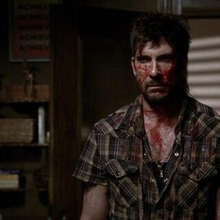 Джонни в крови своего психиатра
