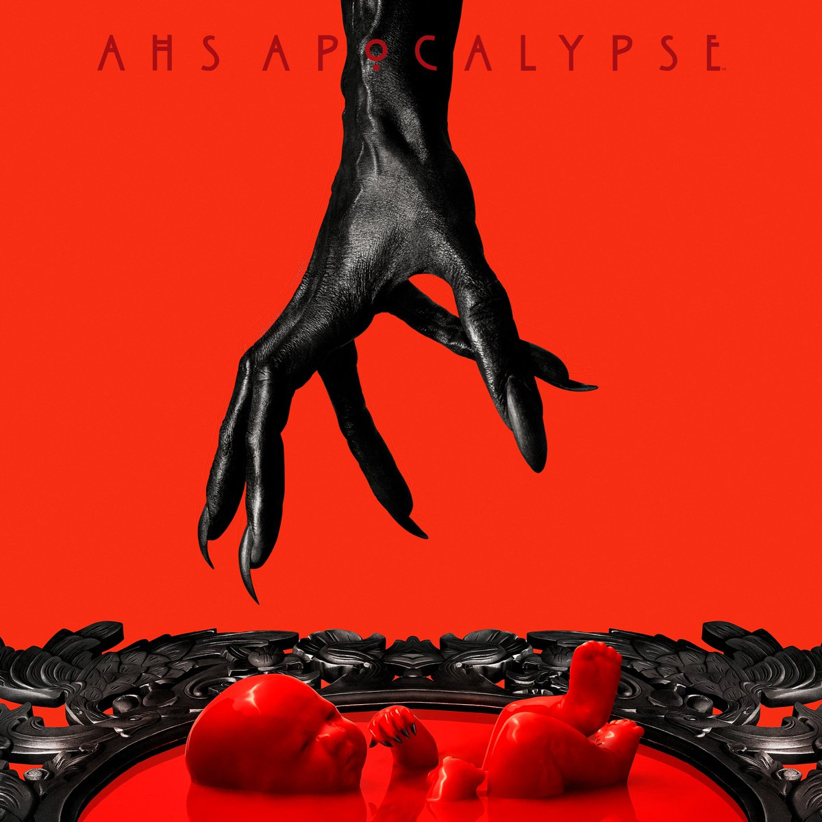 Image result for american horror story apocalypse poster
