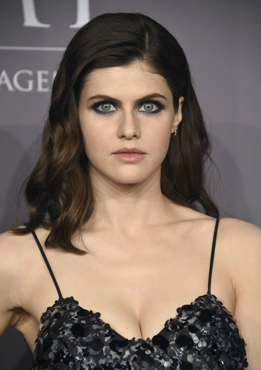 panties Fotos Alexandra Daddario naked photo 2017