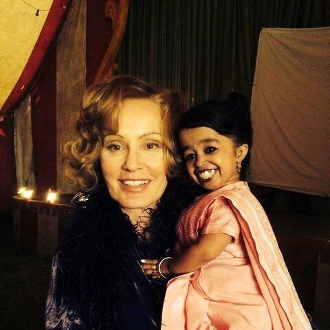 Jyoti Amge | American Horror Story Wiki | FANDOM powered by