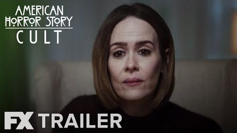 American Horror Story Cult Season 7 Ep. 9 Drink the Kool-Aid Trailer FX