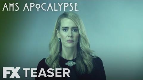 American Horror Story Apocalypse Season 8 Fog Teaser FX