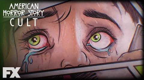 American Horror Story Cult Season 7 Twisty Motion Comic FX