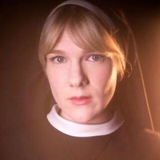 Lily Rabe as <a href=