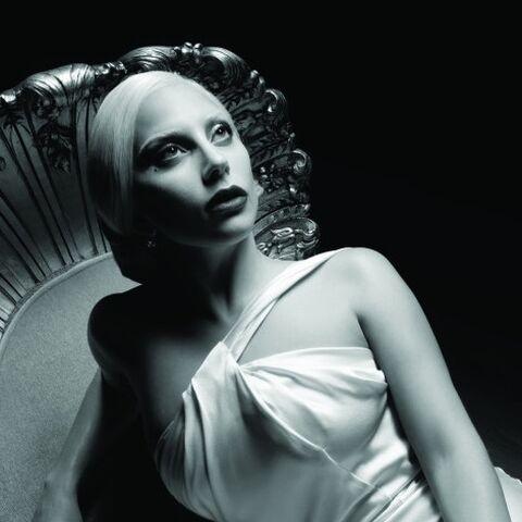 Lady Gaga as <a href=